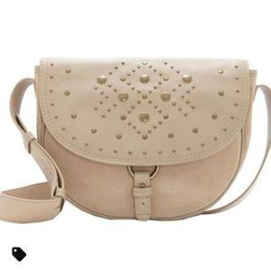 NWT Lucky Brand Darby Crossbody leather purse